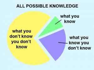 Education - You don't know what you don't know
