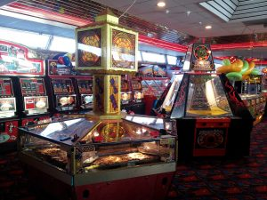 Class N - casinos or amusement arcade to residential