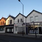 Class JA - retail, takeaway, betting office, payday loan shop & launderette to offices