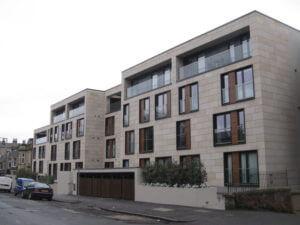 Class A - block of flats