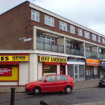 Class AB - New flats on terraced buildings in commercial or mixed use